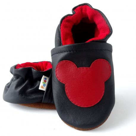 First walking shoes for baby boy