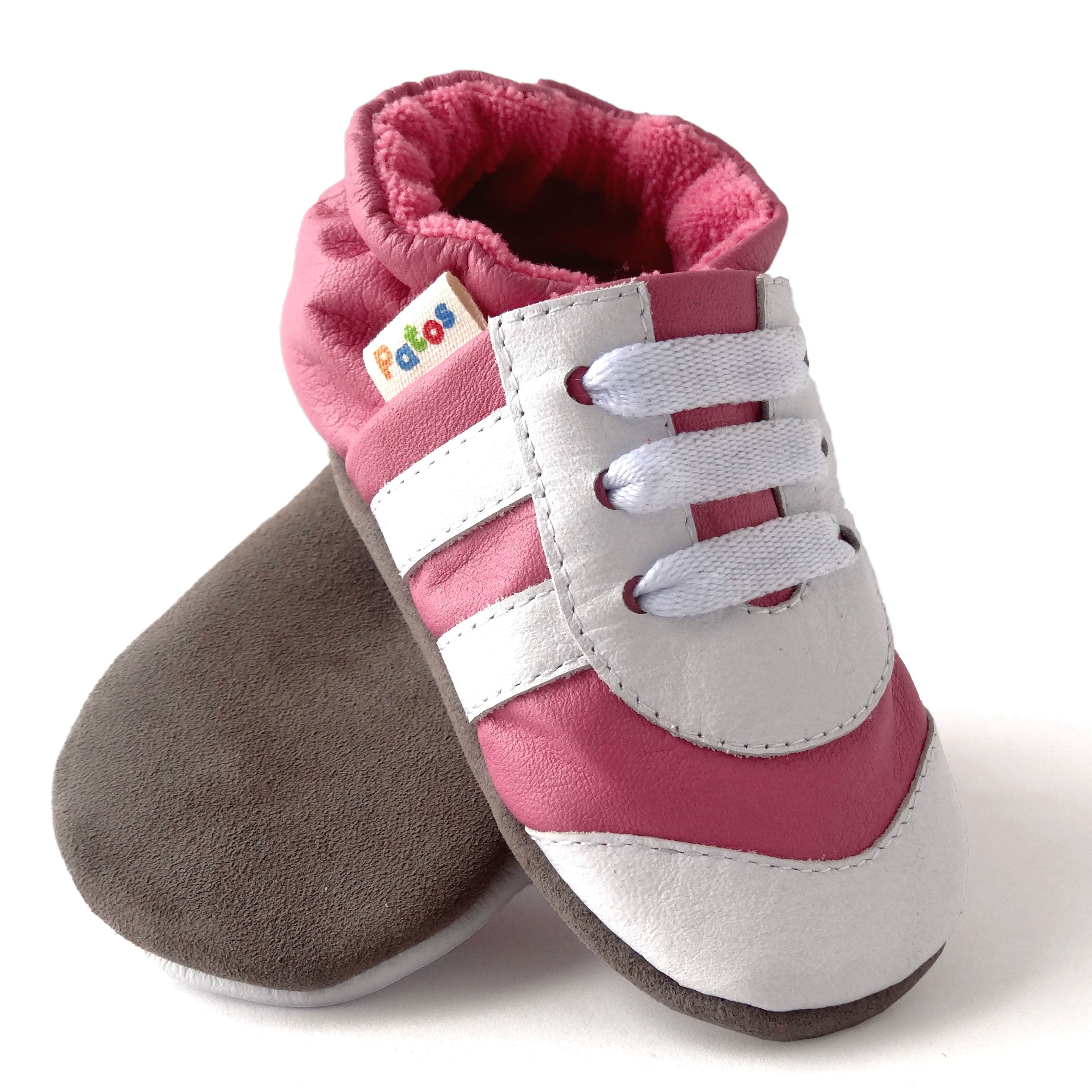 Baby tennis first walking shoes Patos Zapatos